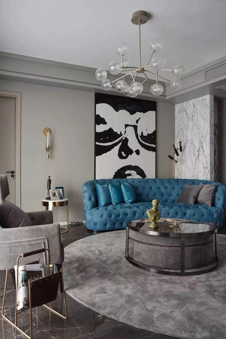 2019年灰色的最新家装设计搭配_9