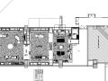 奢华品FENDI设计施工图(附效果图+新理念设计手册+物料表)