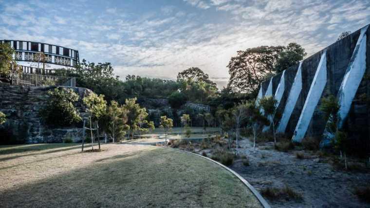 澳大利亚Ballast岬角公园-mooool-BallastPointPark8