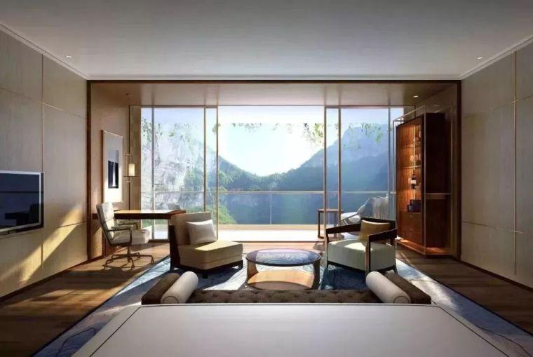 投入20亿的工程奇迹深坑酒店终于开业了,内部设计大曝光!_24