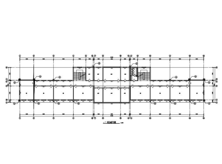 砖混小学构造柱圈梁加固施工图