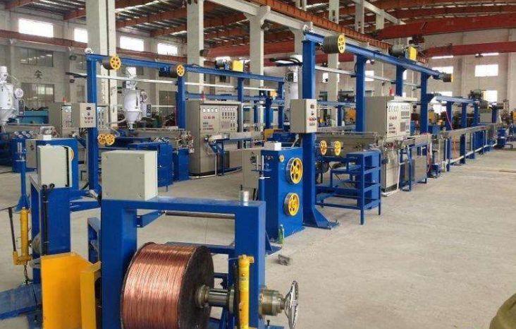 [技术]电缆挤塑生产工艺大全