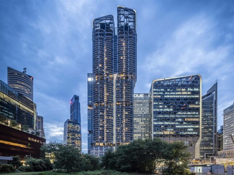 新加坡VonShenton办公大厦