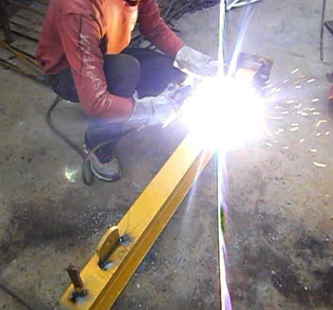 一种新型工具式悬挑架——花篮拉杆工具式悬挑架施工工法_32