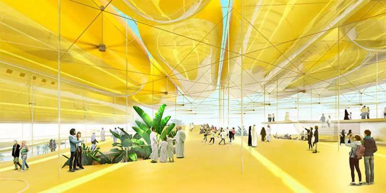 2020年迪拜世博会,你不敢想的建筑,他们都要实现了!_20