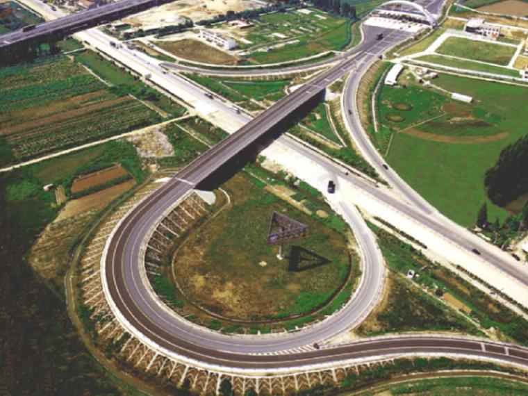 城市道路与立体交叉之立交的选型与设计