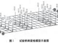 梁格法在空心板桥横向分布系数计算中的应用