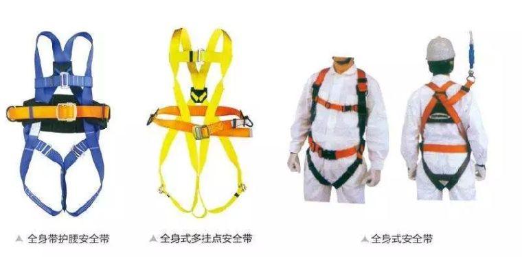 科学使用安全带防范高处坠落事故
