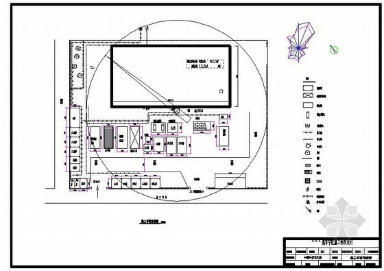 [毕业设计]卫生院施工组织设计和清单计价(3层框架结构)
