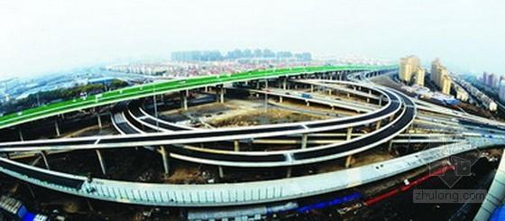 上海市中环线某段新建工程(投标)施工组织设计