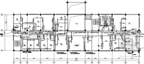 [江苏]办公楼空调通风系统设计施工图