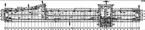 上海市某地铁站支撑围护全套结构施工图(原创)