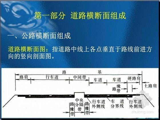 [新手必备]道路工程施工图识图知识精讲(63页)