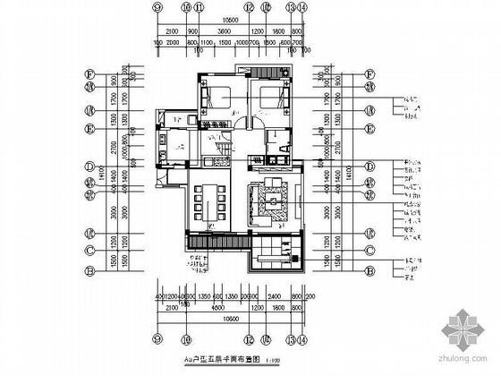 [重庆]跃层花园洋房装修图