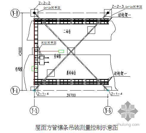 山东某火车站钢结构无站台柱雨棚施工组织设计