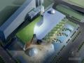 [广西]6层大型组合幕墙结构科技馆建筑设计方案文本(含PPT,CAD,多媒体)