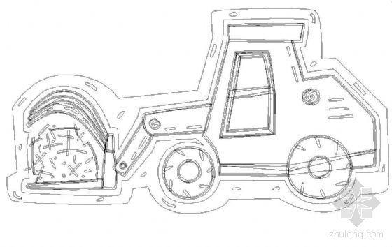 卡车图块6