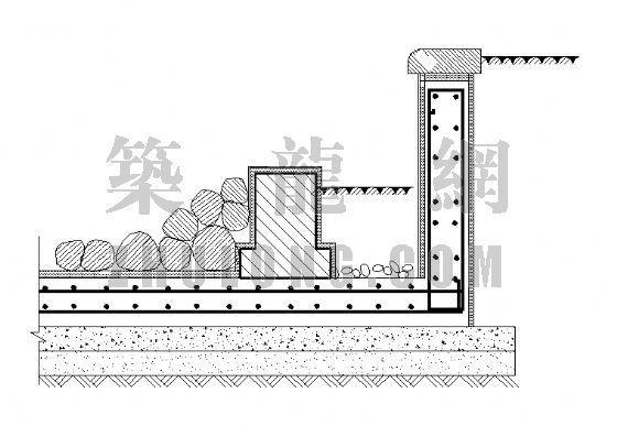 驳岸结构详图(5)