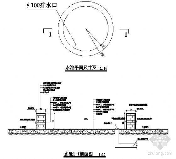 景观水池详图-4