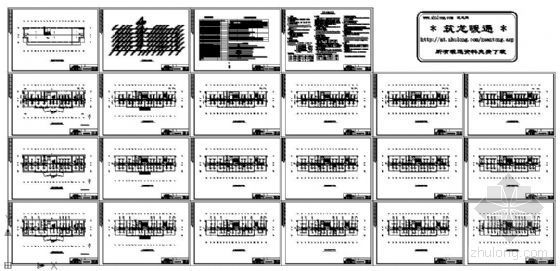 全套办公楼空调系统毕业设计论文(含图纸)