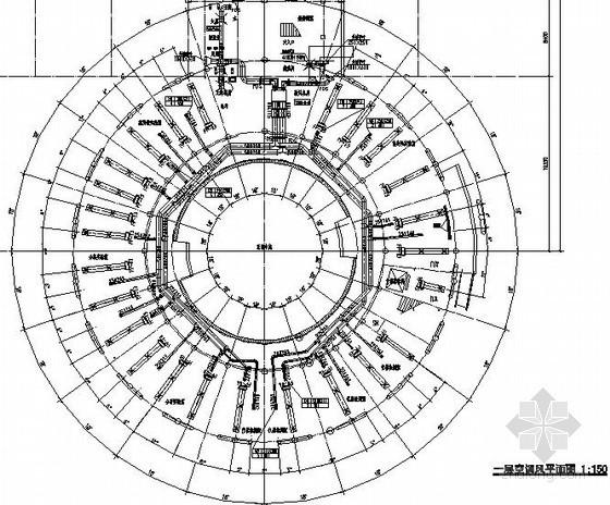 实验室地源热泵空调系统设计施工图