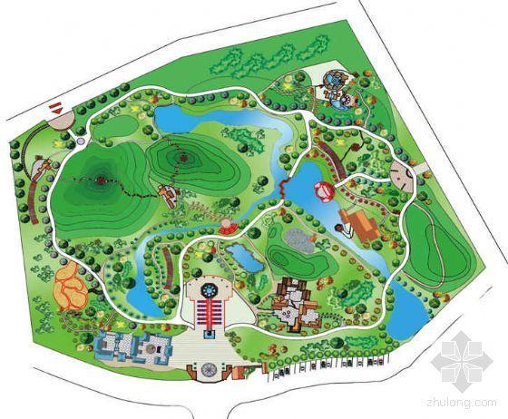 特色主题公园景观文本资料下载-茶文化主题公园景观规划设计方案全套