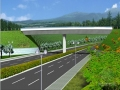 [湖南]双向两车道二级公路施工图全套(800张路桥隧涵)
