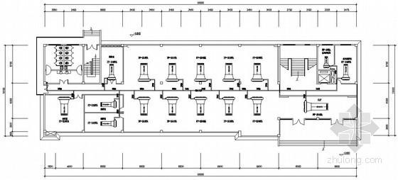 某办公楼空调设计图纸