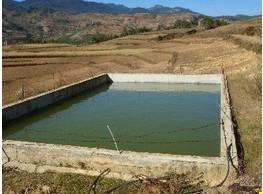 水利农田土地整理施工组织设计(含蓄水池)