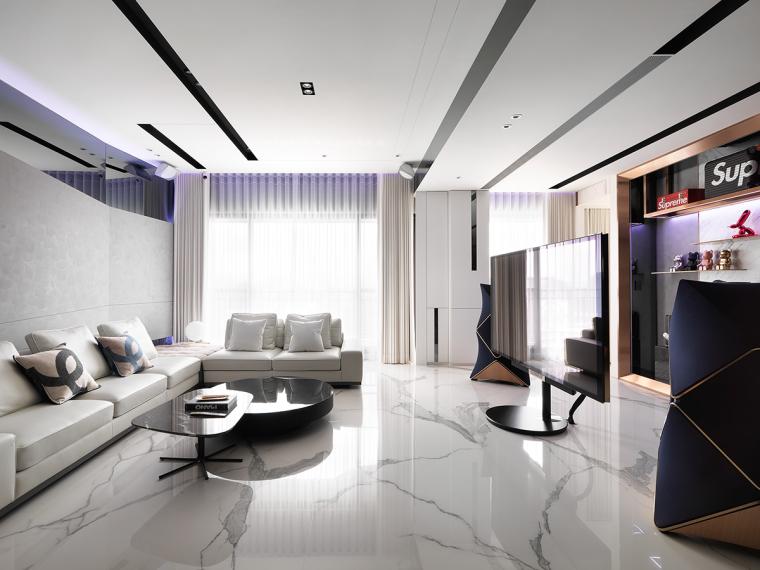 台湾都会时尚天堂的住宅