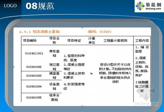 混凝土及钢筋混凝土工程分部分项清单计价讲义(80页)