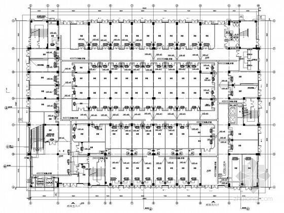 [安徽]知名剧场电气施工图纸