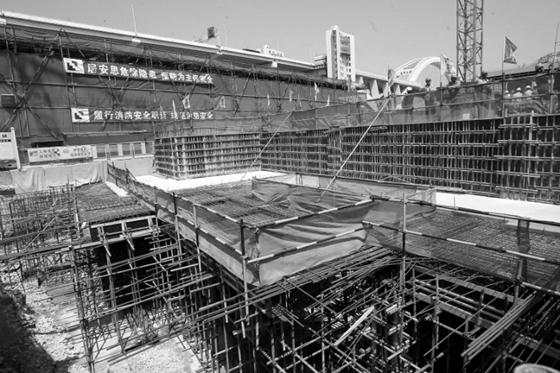 """广东惠州:开发地下空间不必""""掘地三尺"""""""