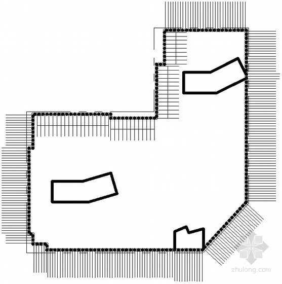 [学士]12米深基坑工程围护结构设计
