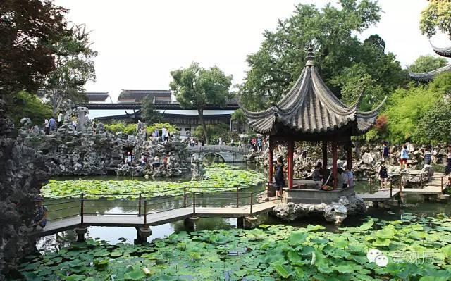 中国最美的十个园林,全都去过的一定是土豪!!_23