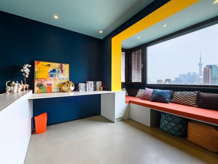 上海松柏公寓改造