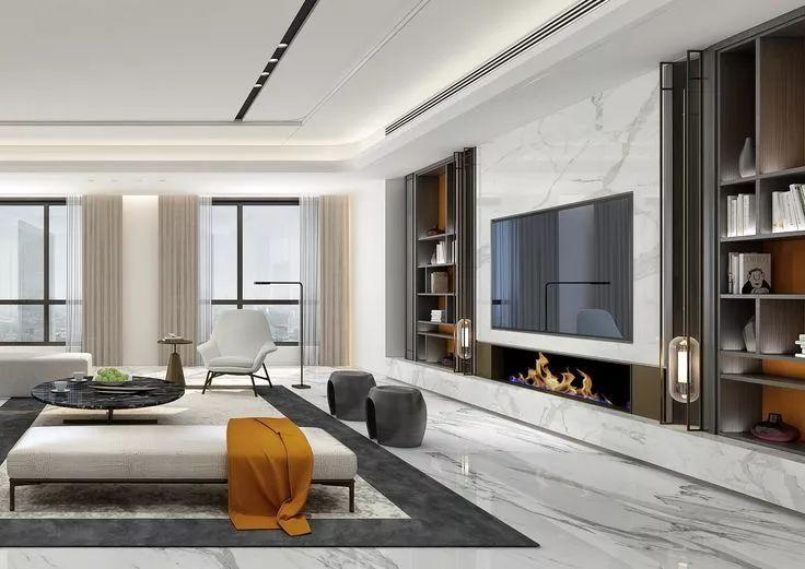 2019客厅设计新趋势