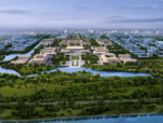 [北京]行政办公区项目BIM技术应用