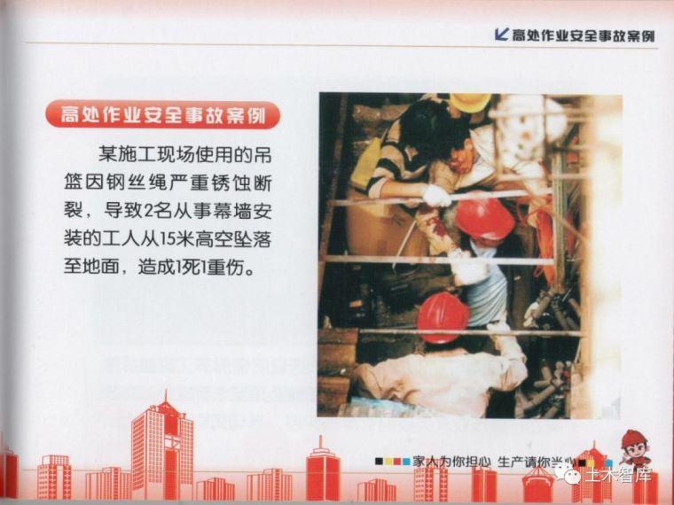 大用系列,建筑施工现场安全知识画册之高处作业_66