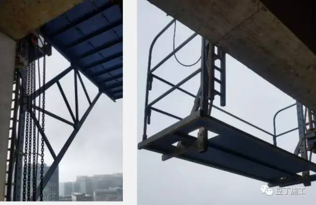 一种新型全钢式升降脚手架,在这里施工就像在室内施工一样_54