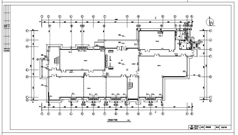 教育综合楼给排水设计