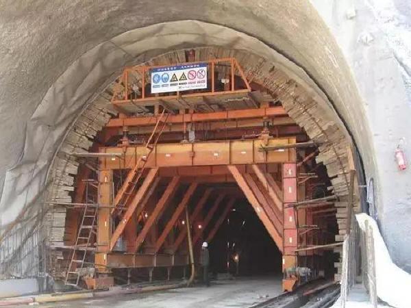 隧道衬砌施工通病原因分析及防治措施