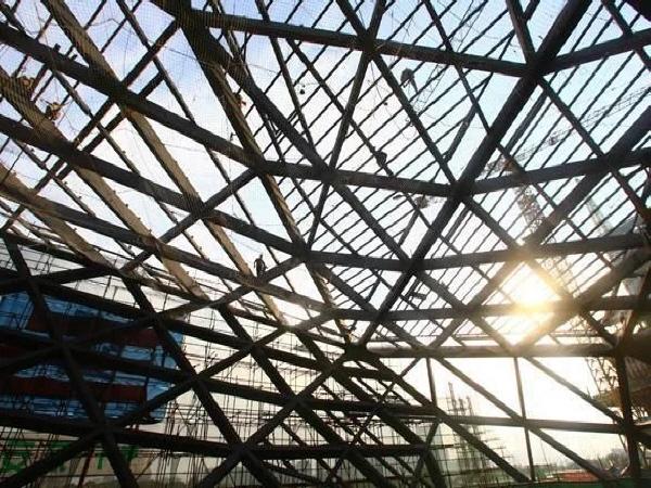 施工工艺:9张图看懂钢结构图