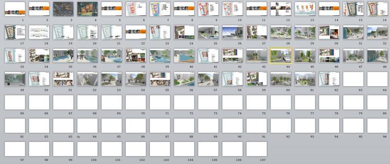 [浙江]某水上乐园公园景观方案设计文本PDF(107页)-总缩览图