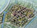 [上海]绿地·江桥新城规划方案设计文本