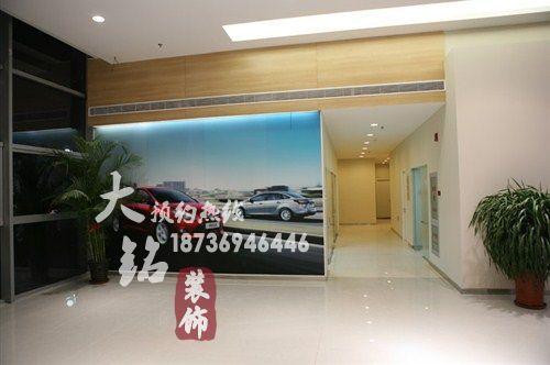 郑州4S店装修公司丨郑州汽车4S装修设计公司