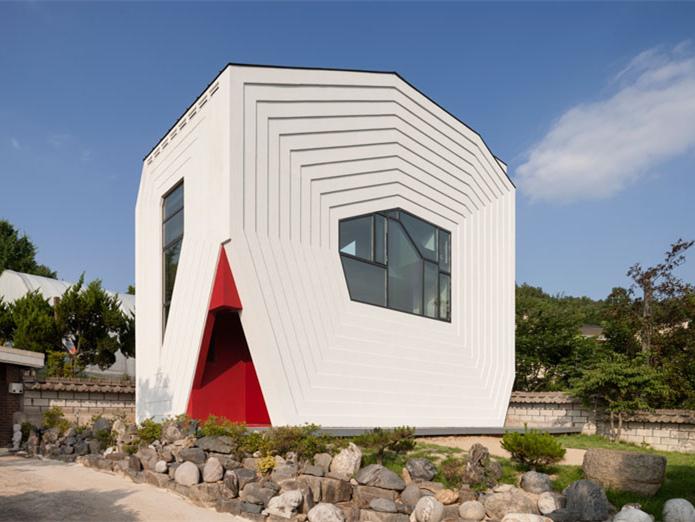 韩国大田市Conan住宅-韩国大田市Conan住宅第1张图片