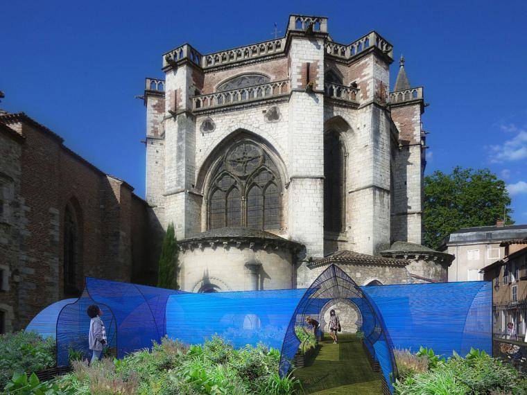 法国天主教堂修道院_1
