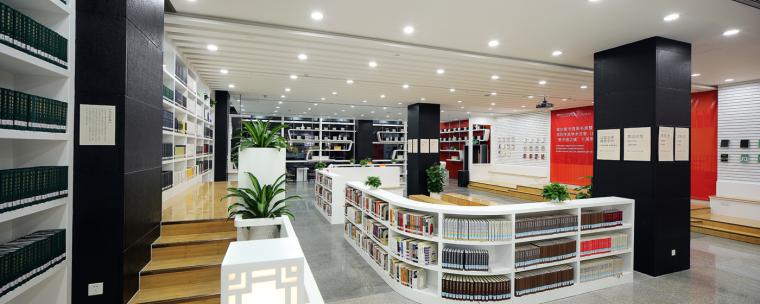 深圳图书馆——南书房_11