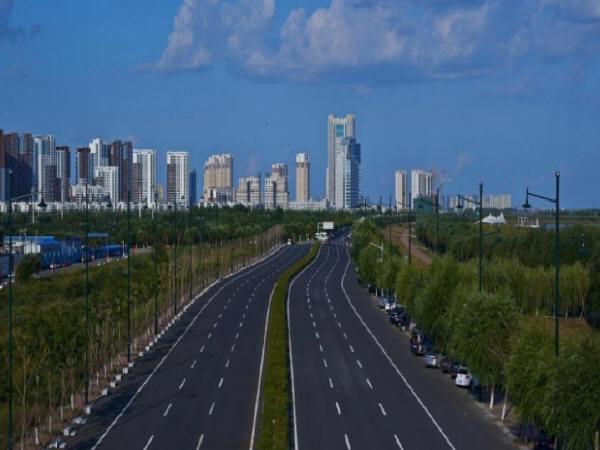 现代城市道路设计的几点思考
